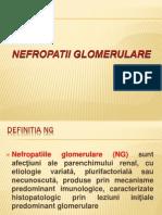 Nefropatii Glomerulare PRELEGERE Refacut (2)