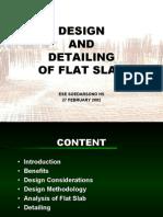 Flat Slab Design
