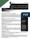 ASEAN Newsletter Oct 2012