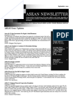 ASEAN Newsletter Sep-2012