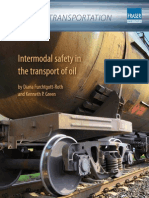 Intermodal Safety in the Transport of Oil