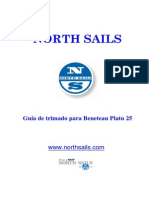 Trimado Platu North Sails