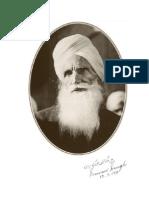 27 July - Birthday of Hazur Baba Sawan Singh