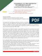 Intervention CGT 100ème Emploi d'avenir