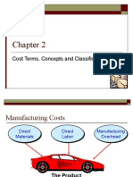2_Chap 02_Cost Terms, Concepts and Classifications