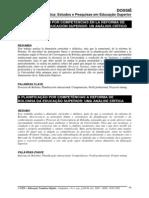 5 La planificación por competencias en la reforma de Bolonia de la ES