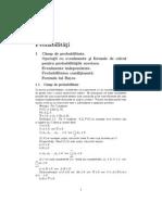 Probabilitati Si Statistica[Curs2]