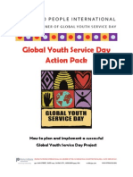 Global Youth Service Day - Action Pack