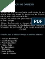 PLACAS DE ORIFICIO diapositivas final....pptx