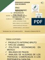 Proyecto Entorno Macroeconomico [Autoguardado]