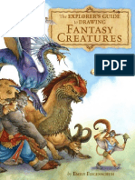 61054034 Explorer s Guide to Drawing Fantasy Creatures