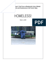 Courtenay Homelessness Report
