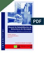 Manual Rehabilitacion Estructuras de Concreto