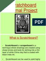 Scratchboard Animals
