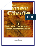 The Inner Circle 7 Secrets to Wealth and Abundance