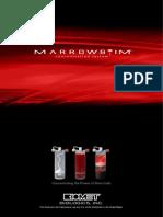 MarrowStim Brochure BBI0017 0