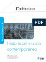 Historia Del Mundo Contemporaneo Ecir Editorial