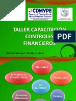 Presentacion Controles Financieros 27agosto2013
