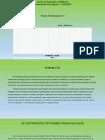 Projeto Multidisciplinar II