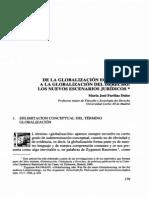 Globalizacion Econ DerechoyL 2000 v 8 Farinas Dulce
