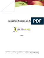 MGC 01 Manual de Gestion de Calidad