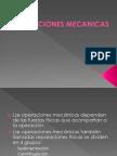SEPARACIONES MECANICAS