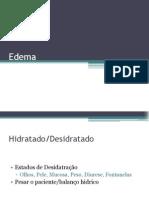 Monitoria Edema