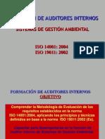 Parte 1.1 Auditoria Iso 19011,2002