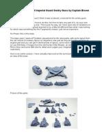 Tutorial - How to Scratchbuild IG Sentry Guns