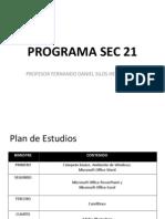 programa sec21