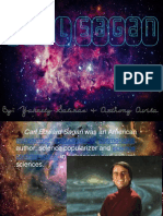 carl sagan powerpoint