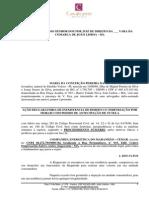 ADID AÇÃO DE INDENIZAÇÃO DANO MORAL. MARIA DA CONCEIÇÃO PEREIRA DA SILVA.05.2013