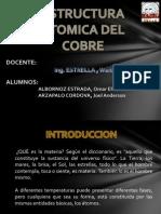 Estructura Atomica Del Cu