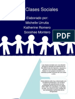 Clases Sociales Ppt Trabajo Completo