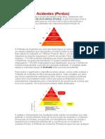 Pirâmide de Acidentes