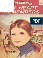 Flora Kidd - My Heart Remembers