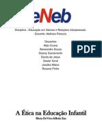 A Ética na Educação Infantil
