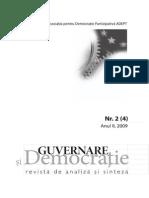 Guvernare Democratie 04 Ro