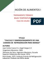 0.CONSERVACIÓN DE ALIMENTOS I