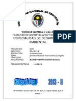 Pantas Nativas de Huancavelica