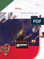 Burndy Grounding Catalog