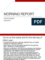 Dilated Cardiomyopathy 09.20.2013