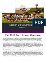 Delt Dispatch 10 15 2013