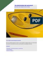 Cursos de eléctricidad del automóvil 5