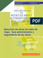 Ejecucion de Obras de Redes de Riego[1]