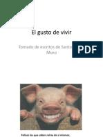 93963475 El Gusto de Vivir