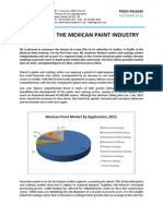 Mexico Paint Profile_Press Release (1st Ed)
