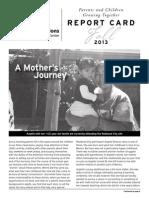 Family Connections Newsletter October Newsletter