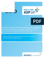 Hospital-Acquired Pneumonia Educational Module
