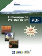 Elaboracao Irrigacao Brasil